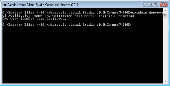 Automating Task Creation in Team Foundation Server with PowerShell