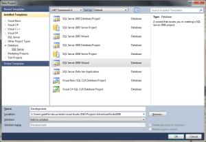 VS 2010 Server Project 01