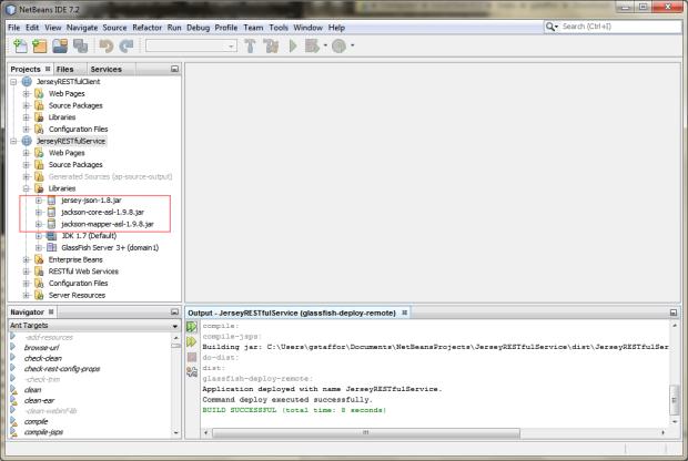 03e - Installing Jackson JSON Processor