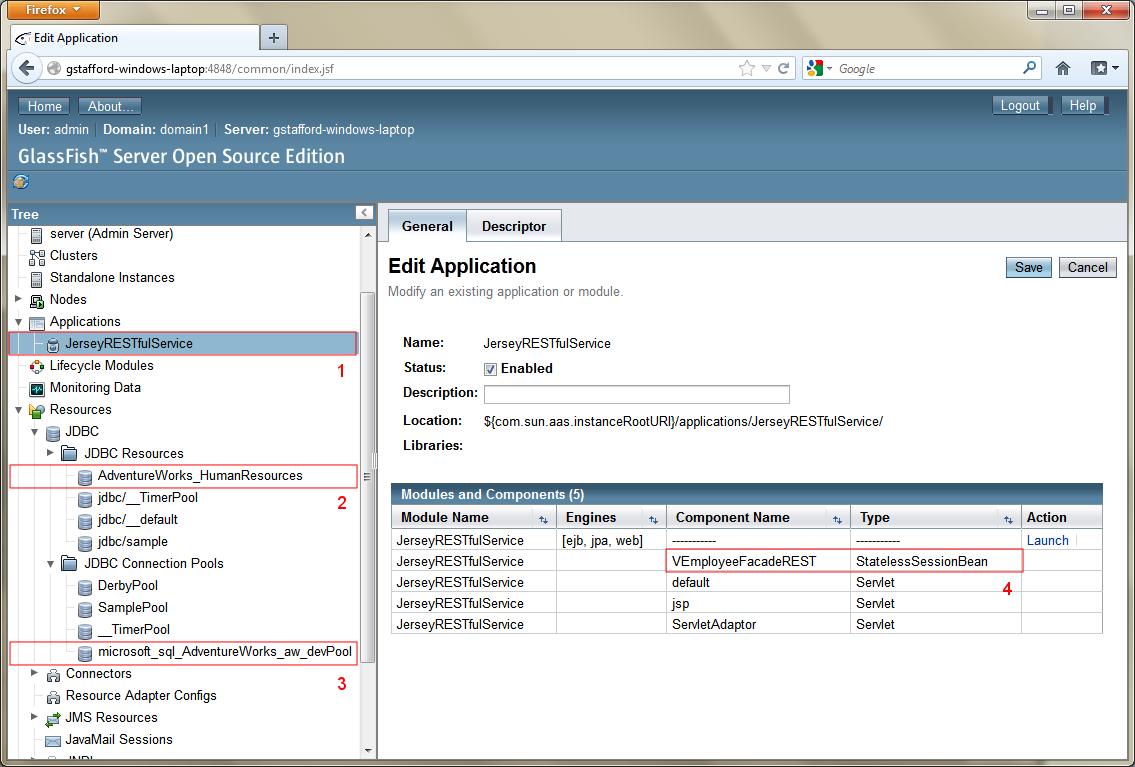Java web service как правильно создать коннекшн