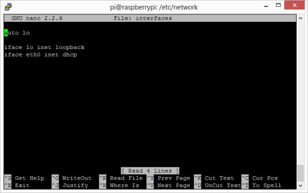 Original Interfaces File Content
