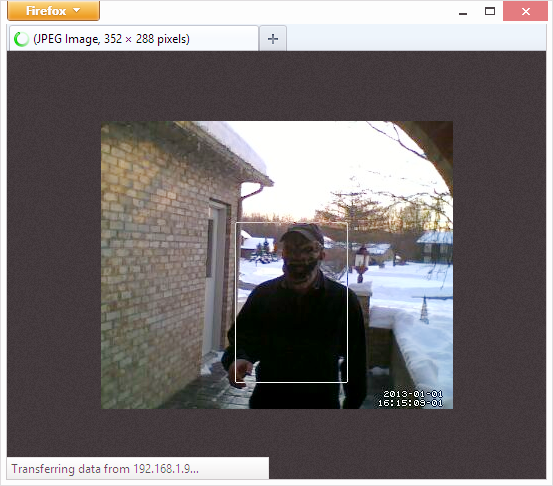 Remote Motion-Activated Web-Based Surveillance with Raspberry Pi