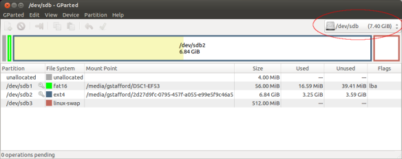 Duplicating Your Raspberry Pi's SDHC Card   Programmatic