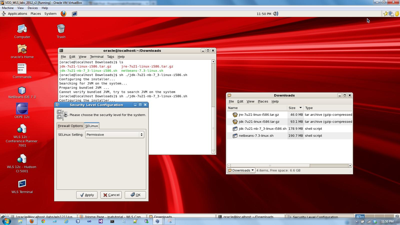 Oracle Linux 5 | Programmatic Ponderings