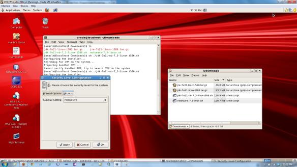Using Oracle's Pre-Built Enterprise Java VM for Development