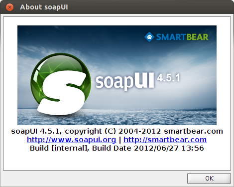 SmartBear soapUI 4.5.1 for Linux
