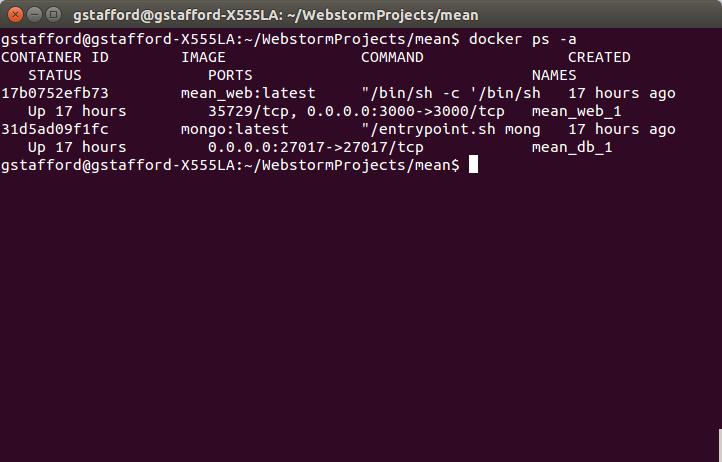 Docker Hub | Programmatic Ponderings