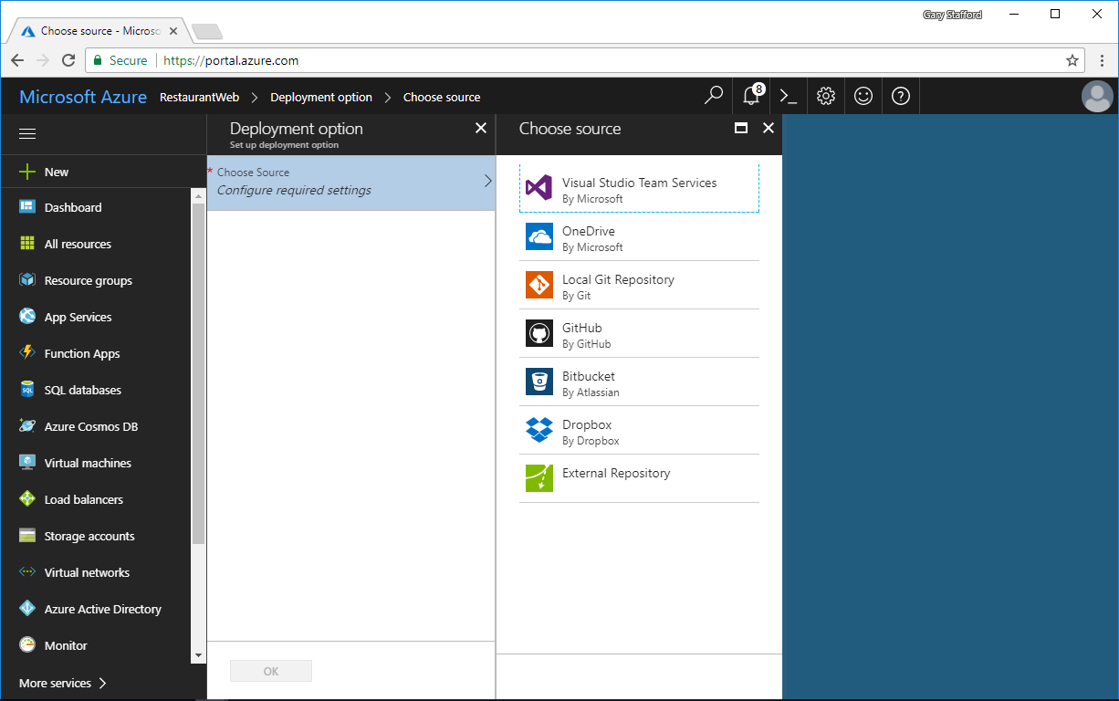 Developing Applications for the Cloud with Azure App Services and