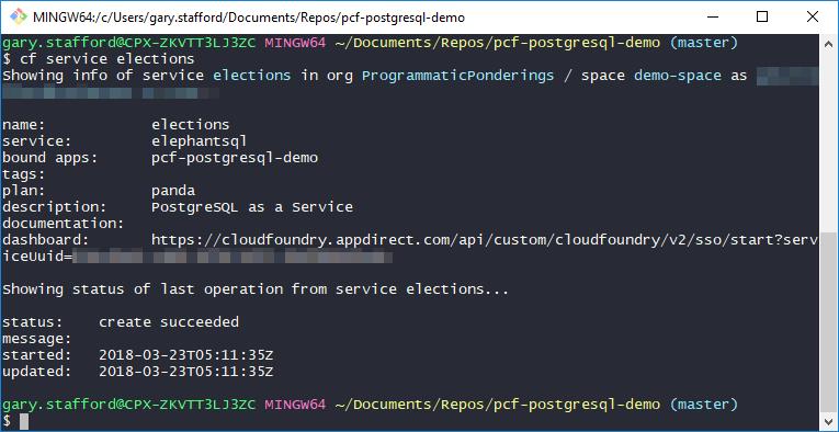img007_PCF_ElephantSQL_Service_Info