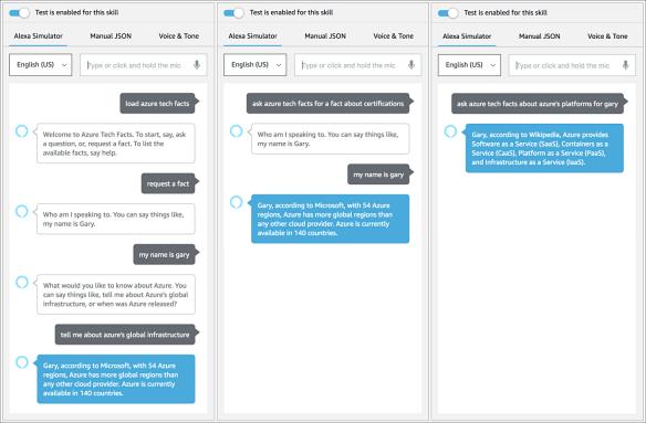 Building Asynchronous, Serverless Alexa Skills with AWS