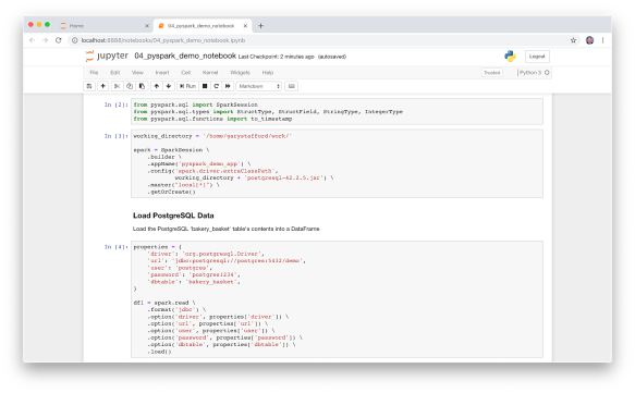 Getting Started with PySpark for Big Data Analytics using Jupyter